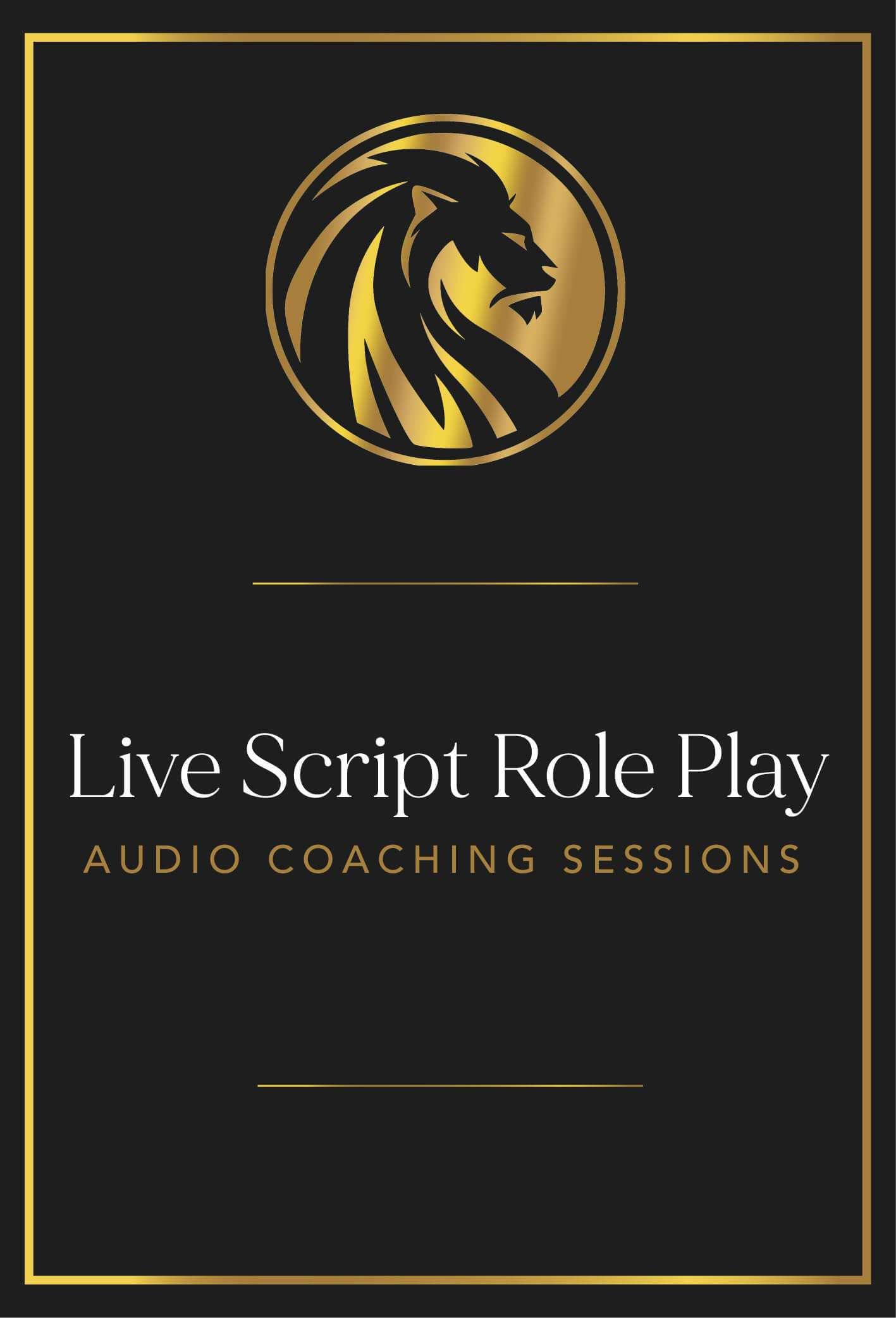 Live Script Role Play